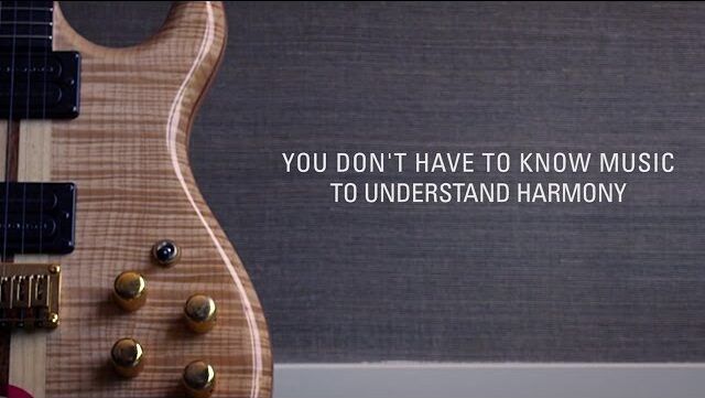 You Don't Have to Know Music to Understand Harmony